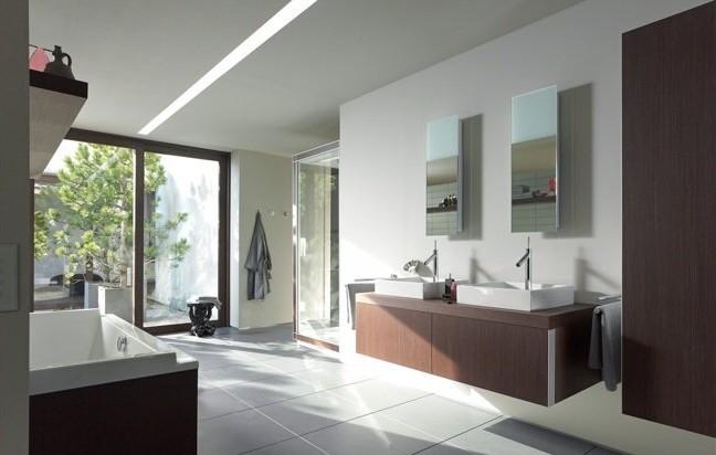 baño de pstarck para duravit