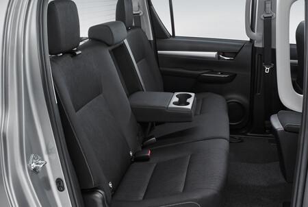 Toyota Hilux 2021 Pick Up Precio Mexico 5