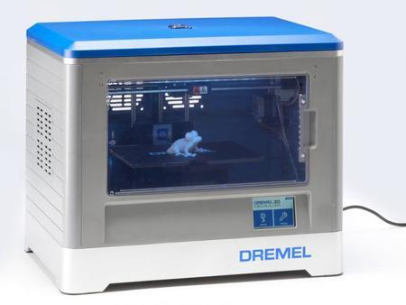 Dremel también se apunta a la impresión en 3D