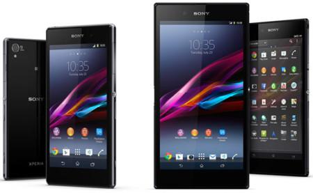 Sony Xperia Z1 y Xperia Z Ultra comienzan a recibir Android 4.3 (Jelly Bean)
