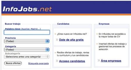 InfoJobs no cobra si contratamos a un desempleado