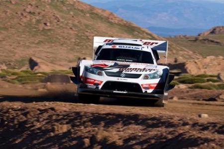 Nobuhiro Tajima vuelve a conquistar Pikes Peak