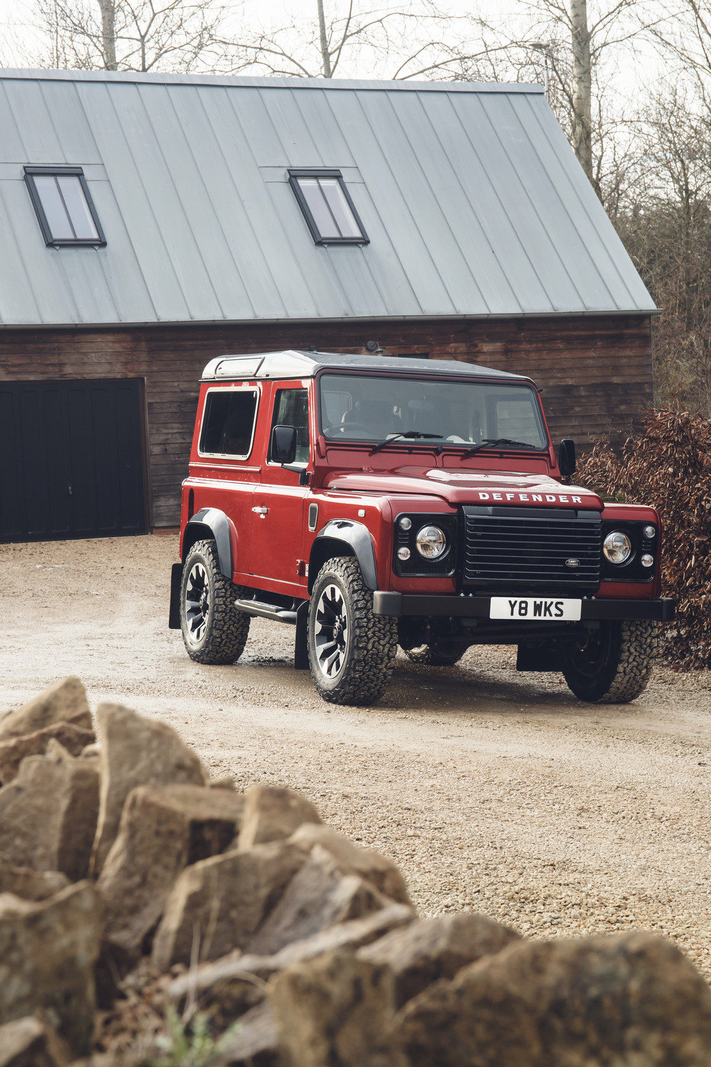 Foto de Land Rover Defender Works V8 (4/8)