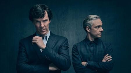 """Benedict Cumberbatch no cierra la puerta a continuar 'Sherlock': """"Tal vez podría ser una película en lugar de una temporada"""""""