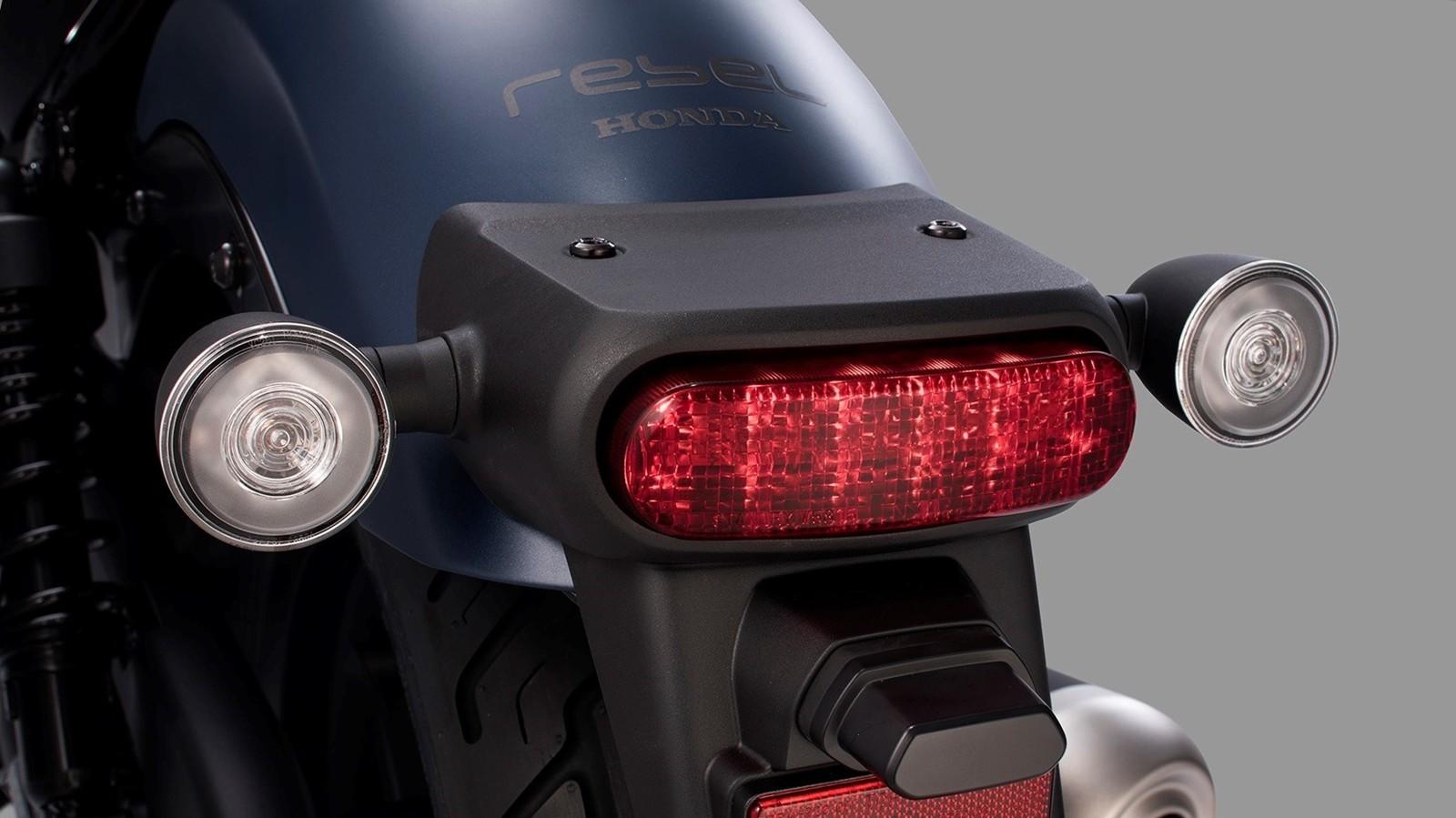 Foto de Honda Rebel 500 2020 (5/18)