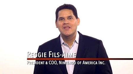 Nintendo intenta convencernos de que 3DS es la leche, con Reggie dándolo todo frente a cámara