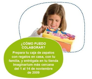¿Hasta qué punto debemos hacer campañas solidarias de juguetes?