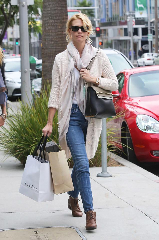Foto de Top 10:6: Las famosas con mejor street style de 2013 (15/25)