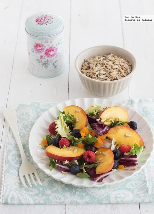 Tu dieta semanal con Vitónica (CLI): con ideas para consumir semillas