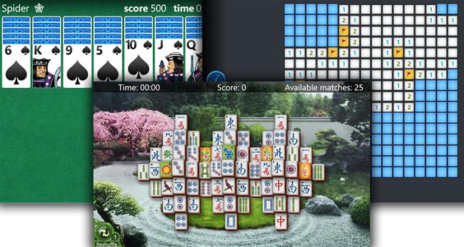 Juegos Windows Phone