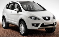 Seat Altea Freetrack Prototype 4x4