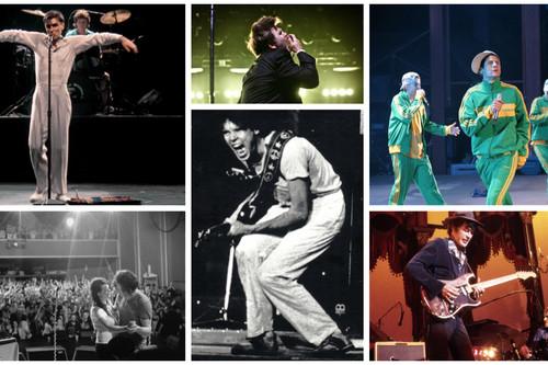 Las 14 mejores películas de conciertos para calmar el ansia de música en directo