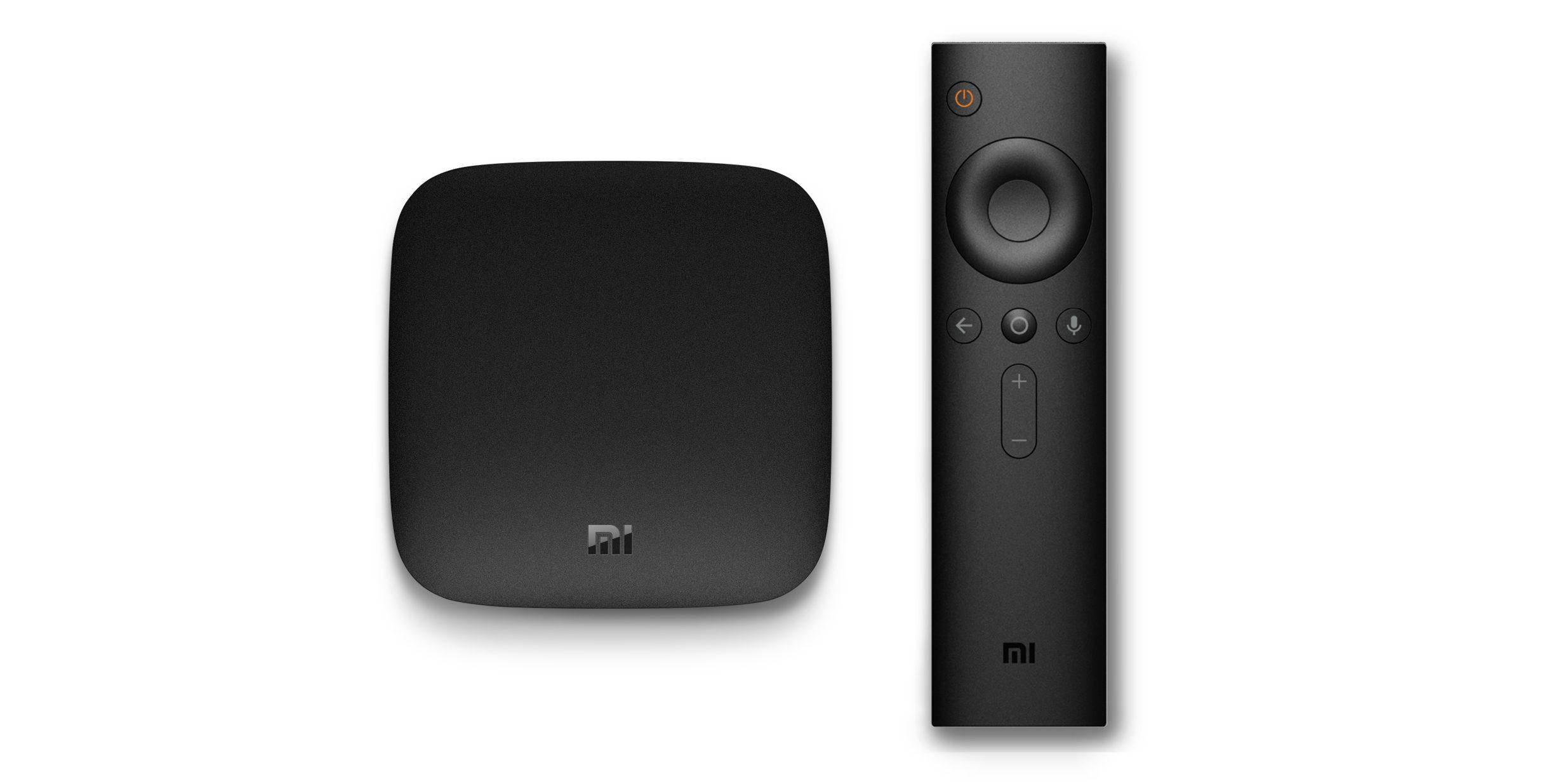 Xiaomi Mi Box El Nuevo Set Top Box 4k Basado En Android Tv