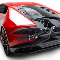 Underground Racing Lamborghini Huracán: hasta 2.200 CV de poderío biturbo