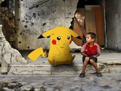 """""""Hay muchos Pokémons en Siria, ven y sálvame"""": niños sirios piden ser rescatados a través de Pokémon Go"""