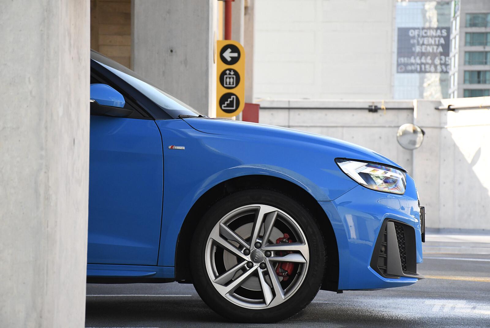 Foto de Audi A1 S-Line (prueba) (14/30)