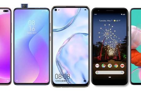 Huawei P40 Lite, comparativa: así queda contra POCO X2, Xiaomi Mi 9T, Realme X2, Samsung Galaxy A51 y resto de gama media