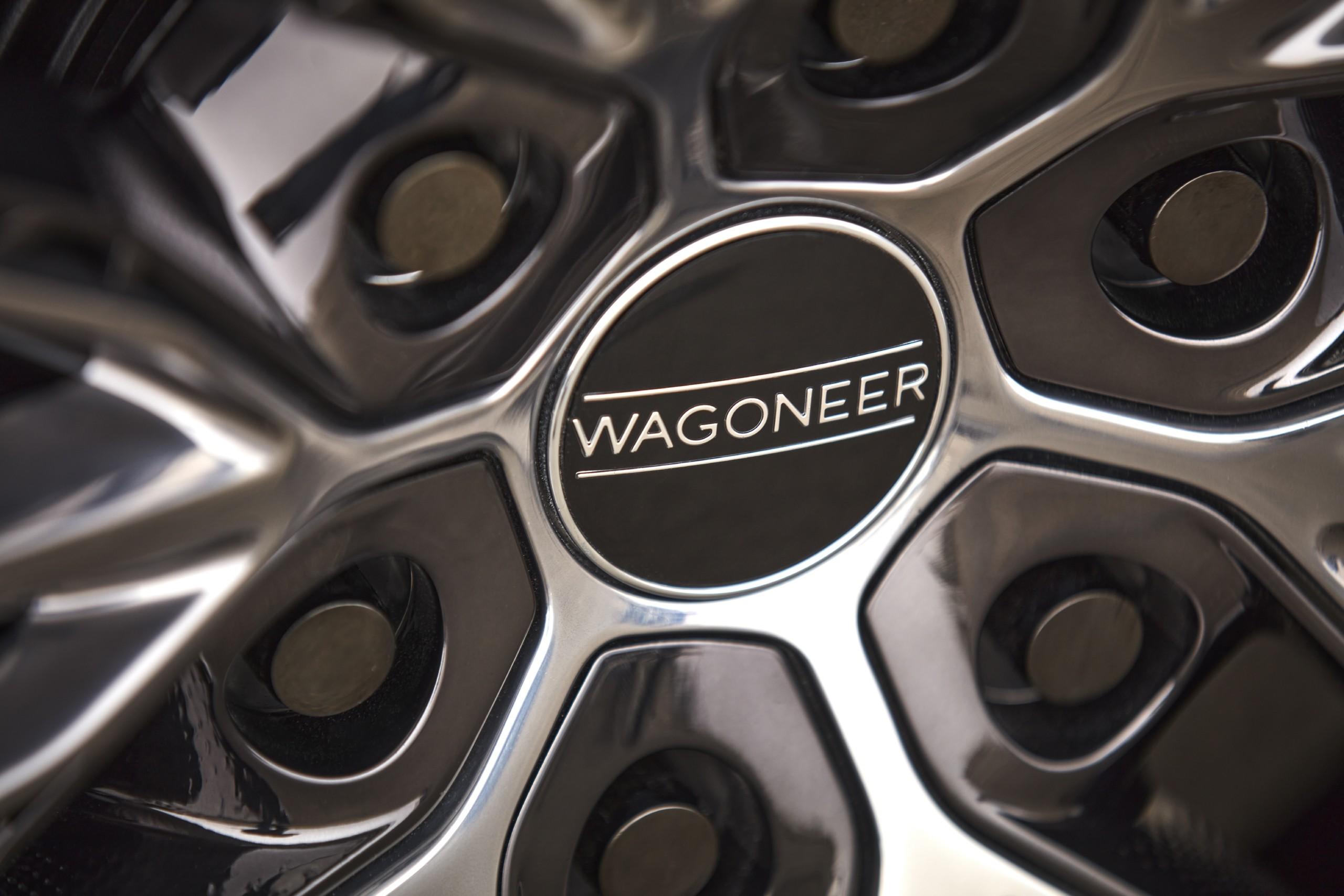 Foto de Jeep Grand Wagoneer Concept (32/63)
