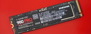Samsung SSD 980 PRO PCIe 4.0 NVMe M.2, análisis: esta SSD despunta por su rendimiento, y aún más por cómo mantiene el calor a raya