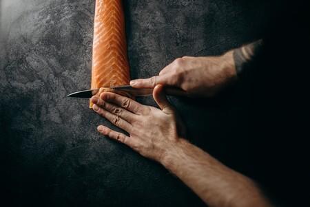 El juego de cuchillo que te ayudará a preparar tu cena de fin de año está en oferta y tiene envío al día siguiente gratis
