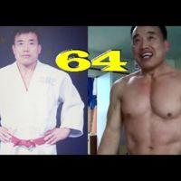 La edad no es excusa: maestro de judo con 64 años