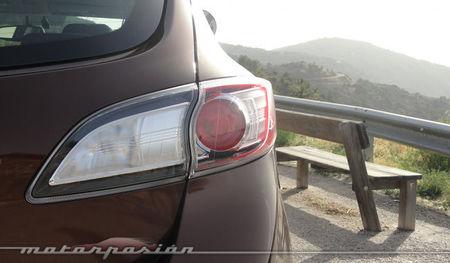 Mazda3 1.6 CRTD 115 cv grupos ópticos traseros