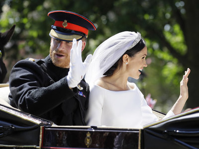 Estos son los precios de las prendas de las invitadas que más llamaron la atención en la boda del Príncipe Harry y Meghan Markle