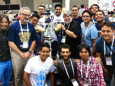 Justina, el robot de servicio de la UNAM destaca por su sistema de reconocimiento de voz en la RoboCup Major@Home 2017