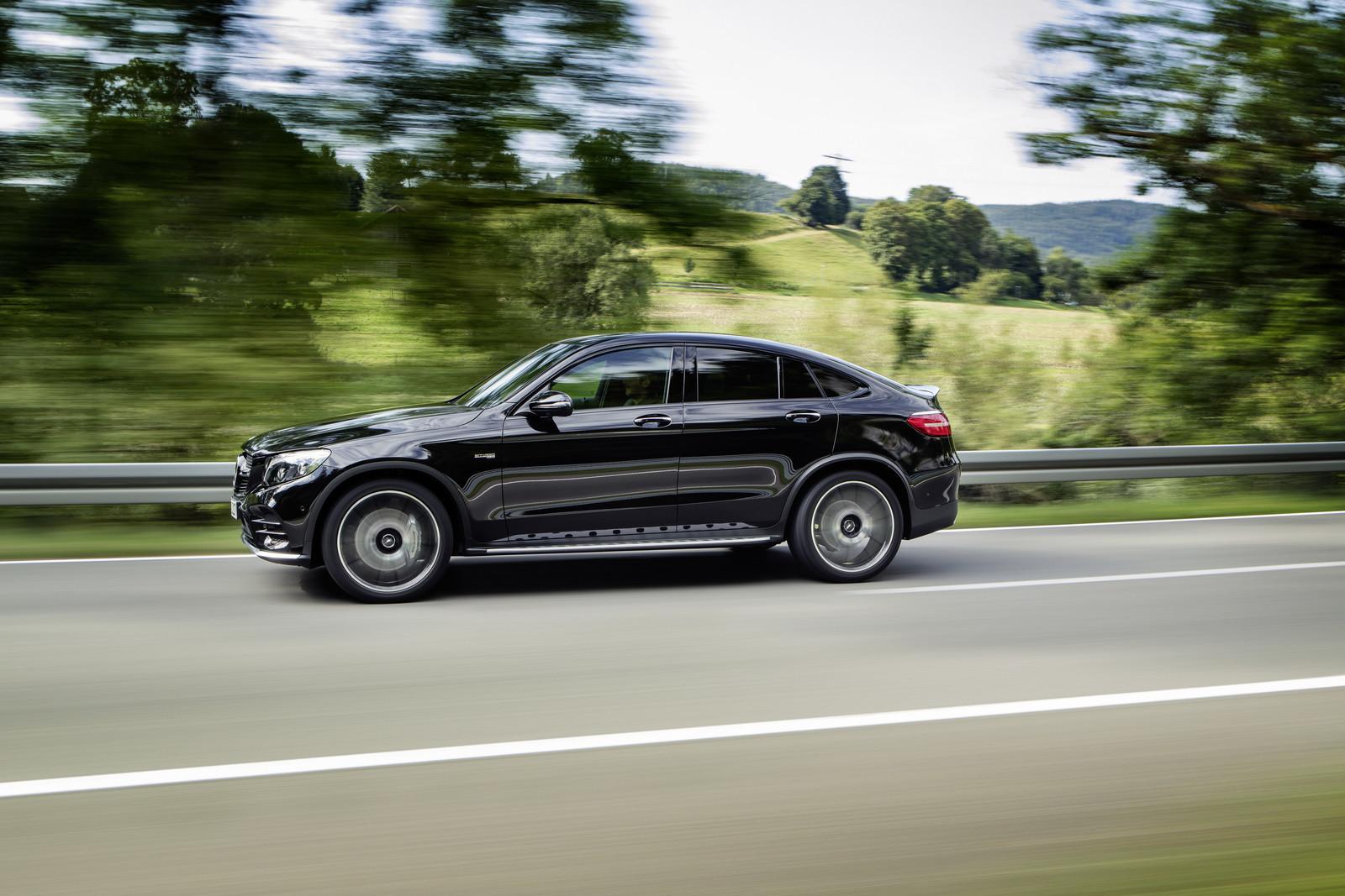 Foto de Mercedes-AMG GLC 43 4MATIC Coupé (5/24)