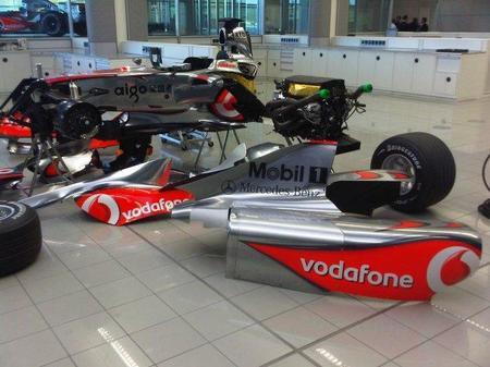 Gran Premio de Japón de Fórmula 1. McLaren no se da por vencida