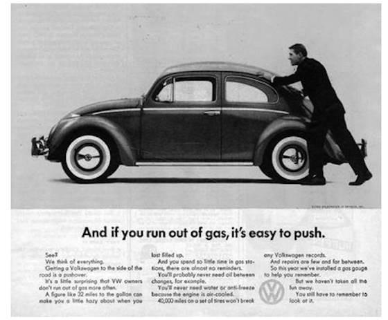 Foto de Anuncios de Volkswagen (1/7)