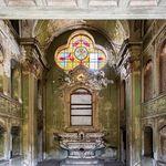 32 preciosas imágenes de iglesias abandonadas que evidencian la decadencia de la fe en el viejo continente