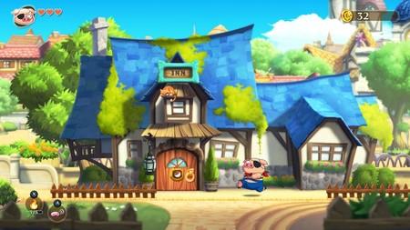 El nuevo tráiler de Monster Boy and the Cursed Kingdom es lo más bonito que verás hoy [E3 2018]