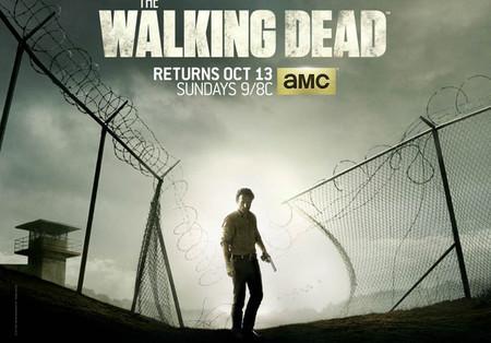 Póster de la cuarta temporada de \'The Walking Dead\', la imagen de la ...