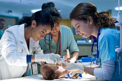 'HawthoRNe', otra enfermera protagonista del verano de TNT
