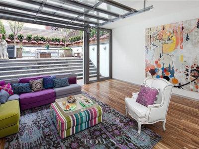 La espectacular nueva casa de Heidi Klum en Nueva York