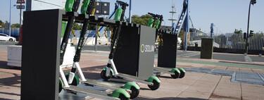 Sevilla ya tiene su primer punto de carga solar para patinetes y bicicletas eléctricas