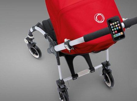 Porta iPhone para sillas Bugaboo
