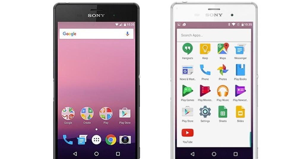 Sony Xperia(móvil) Nougat
