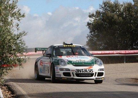 Sergio Vallejo gana el Sierra Morena. Miguel Fuster Campeón de España