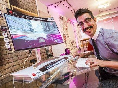 LG presenta una nueva gama de monitores que se apuntan al 4K en formato ultrapanorámico