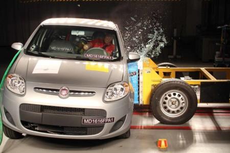 FIAT New Palio Latin NCAP