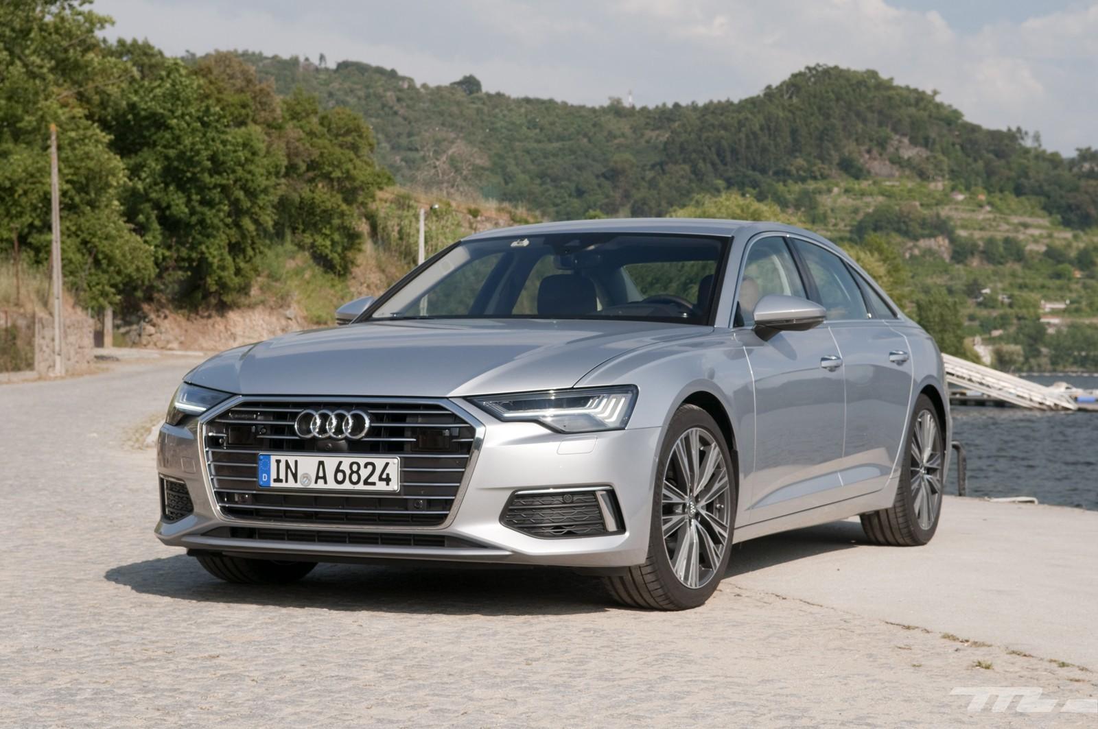 Foto de Audi A6 2018, toma de contacto (6/118)