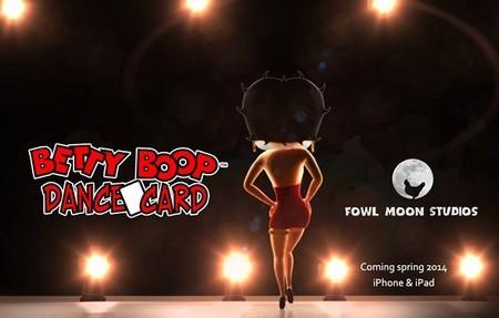 La sensualidad de los años 30 llega a iOS en Betty Boop Dance Card