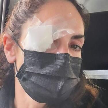 La impactante imagen de Eugenia Silva que ha preocupado a sus seguidores