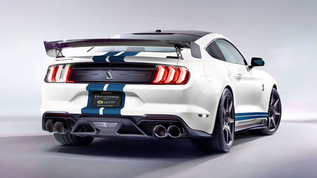 Ford Mustang Shelby GT500 Venom 1200