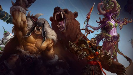 Blizzard saca pecho con Heroes of the Storm: esto es todo lo que ha cambiado en 2016