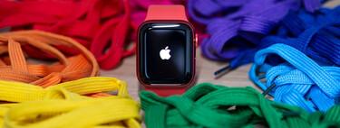 Ahorra 60 euros en el smartwatch más completo de Apple, el Watch Series 6 a precio minimo histórico de 370 euros en Amazon