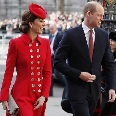 Meghan Markle y Kate Middleton se convierten en las protagonistas en el Día de la Commonwealth