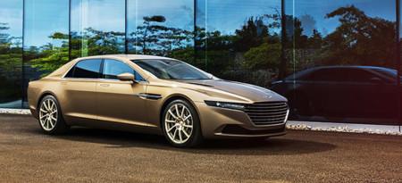 Aston Martin Lagonda Taraf, o cómo Aston quiere que llegues a la mejor de las galas